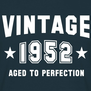 VINTAGE 1952 - Birthday T-Shirt - Men's T-Shirt