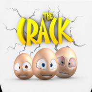 Design ~ The Crack! Tote Bag