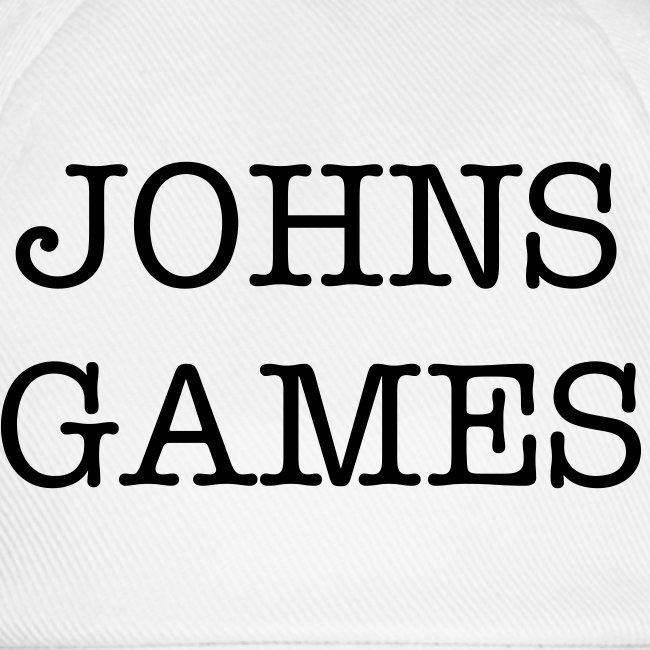 Johns Games Hat