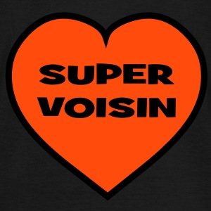 Super Voisin Tee shirts - T-shirt Homme