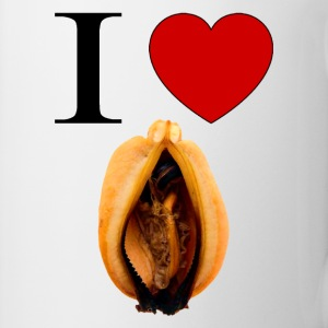I love mussel - Funny Cup - Kopp