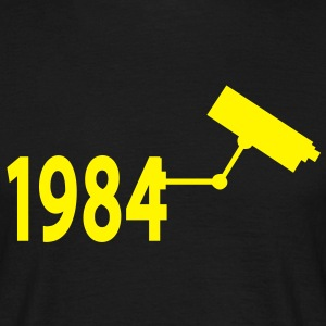 1984 Tee shirts - T-shirt Homme
