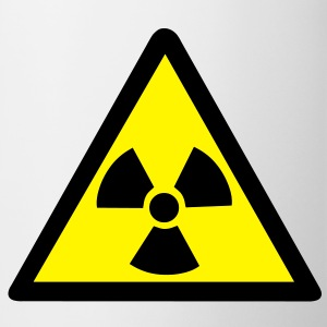 Radioactive Warning Symbol Mugs  - Mug