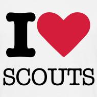 Motif ~ I love Scouts