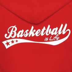 basketball is life - retro Jackets & Vests