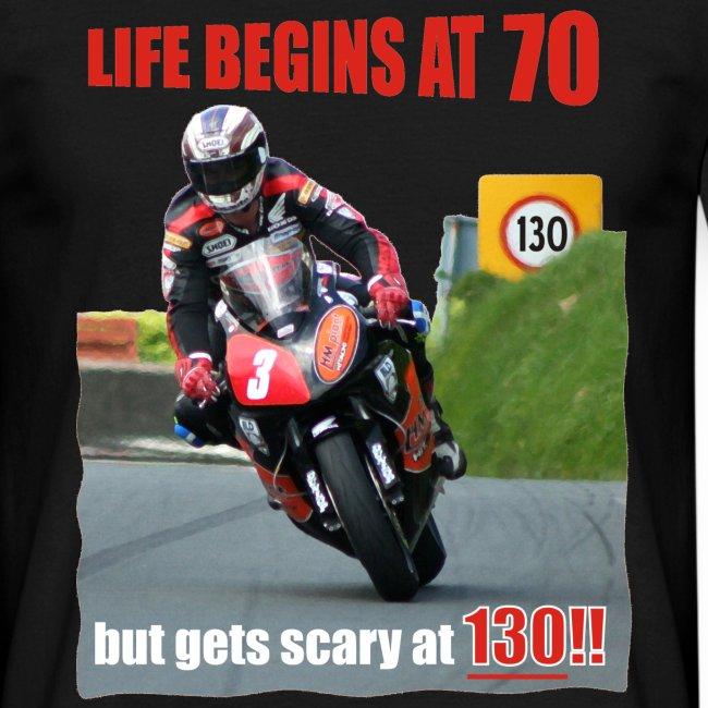 Life begins at 70 (R7)