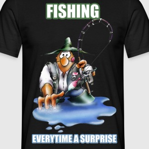 Everytime a surprise - Männer T-Shirt