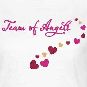 Team of Angels - Frauen T-Shirt