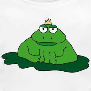 Frog King Accessories - Baby Organic Bib