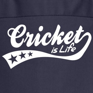 cricket is life - retro Forklæder - Forklæde