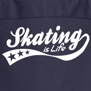 skating is life - retro  Aprons - Cooking Apron