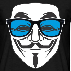 anonymous sunglasses Tee shirts - T-shirt Homme