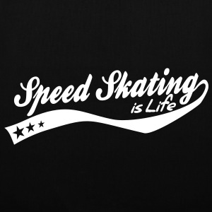 Speed skating is life - retro Tasker - Mulepose