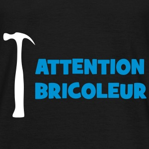 Attention Bricoleur Tee shirts - T-shirt Homme