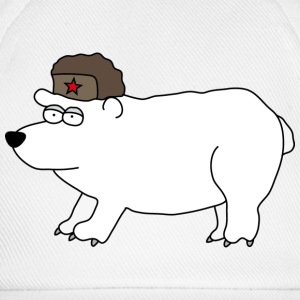 Polar Bear Caps & Hats - Baseball Cap