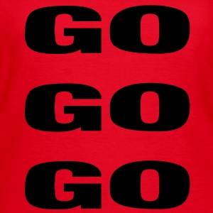 go T-Shirts - Frauen T-Shirt