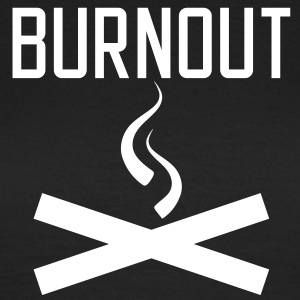 Burnout T-Shirts - Frauen T-Shirt