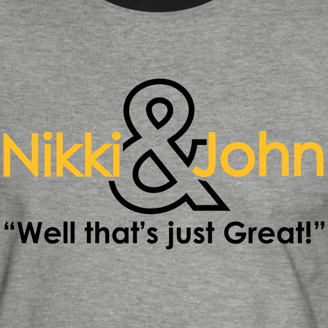 Nikki and John well that's just great!