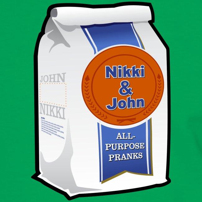Nikki and John All Purpose Pranks - Mens