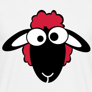 black sheep colored - Men's T-Shirt