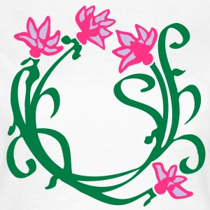 Lotus Flower T-Shirts - Frauen T-Shirt