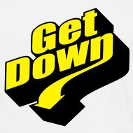 Motif ~ Get Down ! Classic Homme