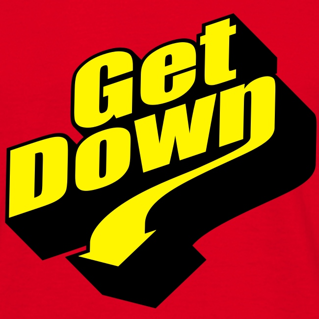 Get Down ! Classic Homme