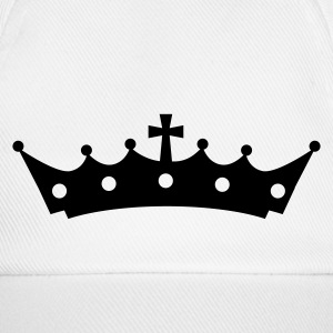 Crown with Cross Caps & Mützen - Baseballkappe