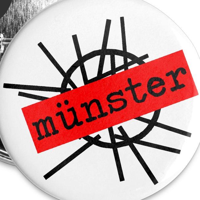 DM Münster Buttons (5 Stück)