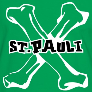 st pauli hamburg T-Shirts - Men's Ringer Shirt