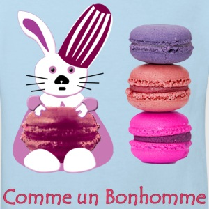 Lapin gourmand - T-shirt Bio Enfant