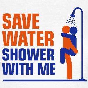 Save Water 1 (2c)++ T-Shirts - Women's T-Shirt
