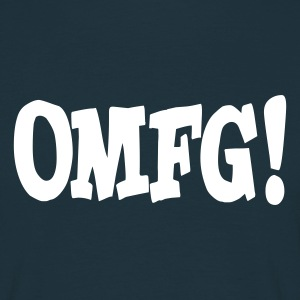 OMFG! Tee shirts - T-shirt Homme