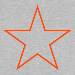 Star outline Baby Shirts  - Baby T-Shirt