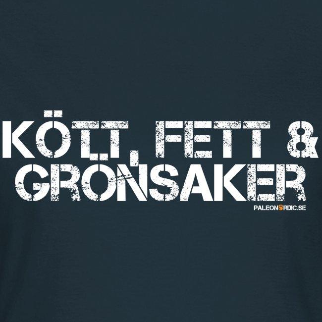 KÖTT, FETT & GRÖNSAKER