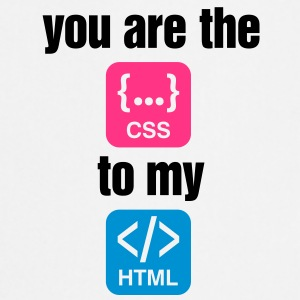 You Are The Css 4 (3c)++ Delantales - Delantal de cocina