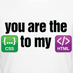 You Are The Css 3 (dd)++ T-shirts - Ekologisk T-shirt dam