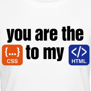 You Are The Css 3 (3c)++ Camisetas - Camiseta ecológica mujer