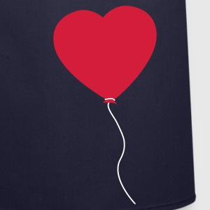 Love Heart Balloon  Aprons - Cooking Apron