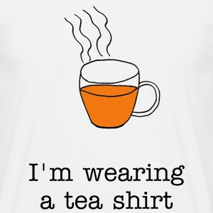 Tea T-shirts - Mannen T-shirt