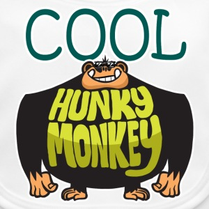 Cool Hunky Monkey Accessories - Baby Organic Bib