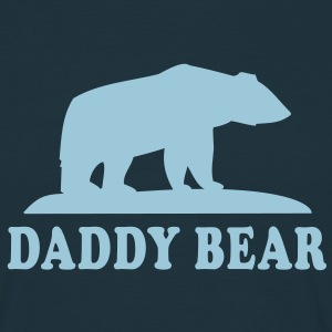 DADDY BEAR T-Shirt HN - Mannen T-shirt