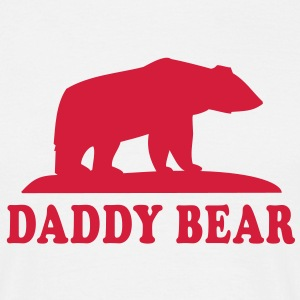 DADDY BEAR T-Shirt RW - Men's T-Shirt