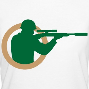 Hunter (dd)++ T-Shirts - Women's Organic T-shirt