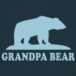 GRANDPA BEAR T-Shirt HN - Mannen T-shirt