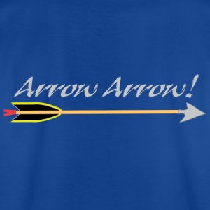 Arrow Arrow Allo Allo Archery by Patjila Kids' Shirts - Teenage T-shirt