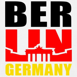 BERLIN GERMANY Brandenburger Tor T-Shirt - Men's T-Shirt