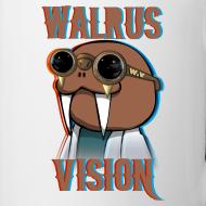 Design ~ Walrus Vision Mug