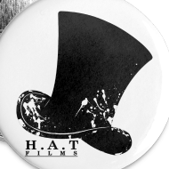 Design ~ Official Hat Films Medium Button