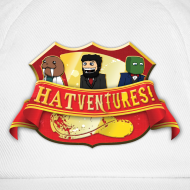 Design ~ Hatventures Trio Shield Cap